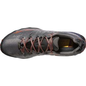 La Sportiva Akyra GTX Running Shoes Herren carbon/tangerine